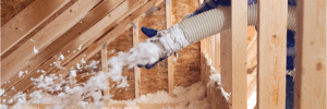 building ventilation and insulation